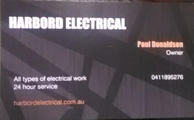 harbordelectrical.com.au